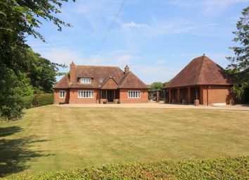 Thumbnail 4 bed detached house for sale in Paice Lane, Medstead, Hampshire