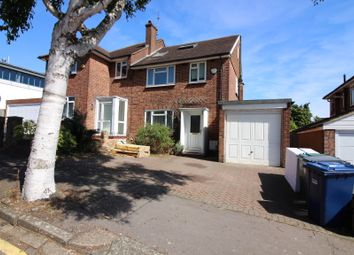 Thumbnail 5 bed semi-detached house to rent in Hyde Close, Barnet