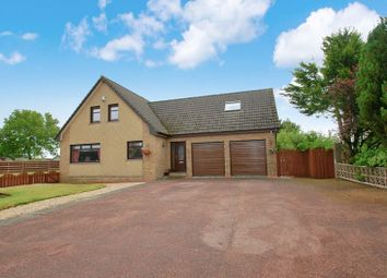 Thumbnail 4 bed detached bungalow for sale in Main Street, Braehead, Forth, Lanark