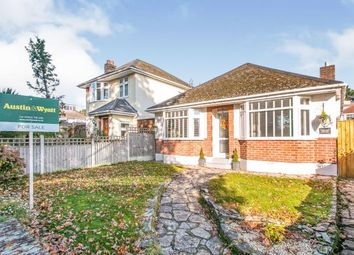 Thumbnail 2 bed bungalow for sale in Playfields Drive, Parkstone, Poole