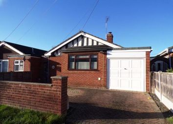 Thumbnail 1 bed bungalow for sale in Rattwick Drive, Canvey Island