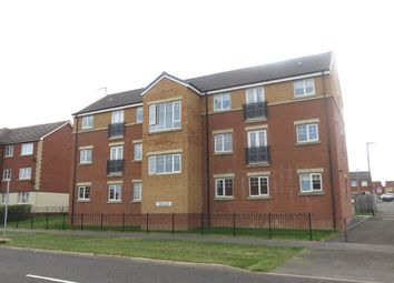 Thumbnail 2 bed flat for sale in Cherry Tree Apartments, Evergreen Close, Hartlepool