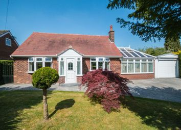 Thumbnail 3 bed detached bungalow for sale in Ridgeway Road, Timperley, Altrincham