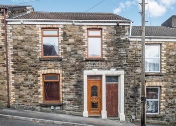 Thumbnail 3 bedroom terraced house for sale in Pleasant Street, Morriston, Swansea