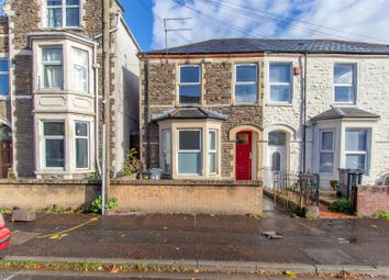 Thumbnail 4 bed end terrace house for sale in Miskin Street, Cathays, Cardiff