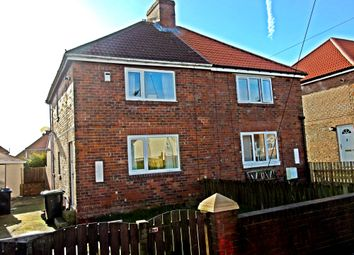 Thumbnail 2 bedroom semi-detached house for sale in A J Cook Terrace, Shotton Colliery, Durham