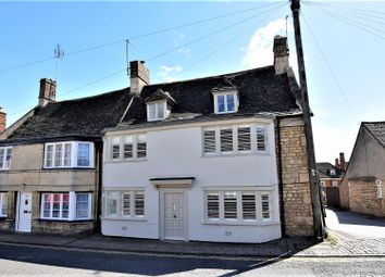 Thumbnail 4 bedroom cottage for sale in St. Leonards Street, Stamford