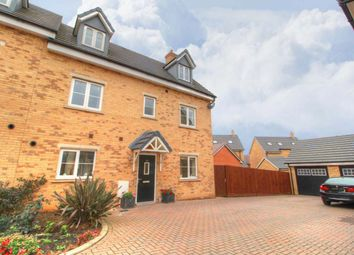 Thumbnail 5 bed semi-detached house for sale in Conder Boulevard, New Cardington, Bedford