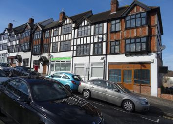 Thumbnail 1 bed flat to rent in Cleave Avenue, Green Street Green, Orpington, Kent