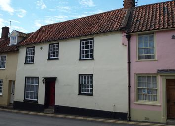 Thumbnail 3 bedroom cottage for sale in High Street, Wells-Next-The-Sea