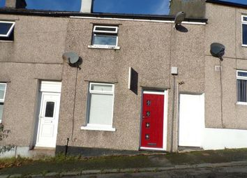 Thumbnail 2 bedroom terraced house for sale in St. Helens Street, Caernarfon