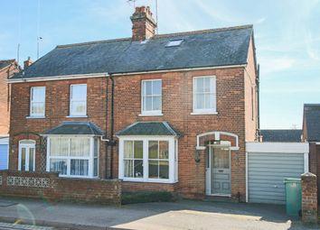 Thumbnail 4 bed semi-detached house for sale in Ashdon Road, Saffron Walden