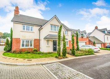 Thumbnail 4 bedroom detached house for sale in Ty Gwyn Gardens, Penylan, Cardiff
