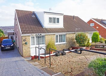 Thumbnail 4 bed semi-detached bungalow for sale in Forest Avenue, Cefn Hengoed