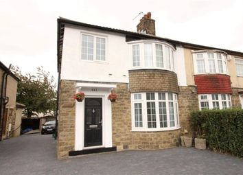 Thumbnail 3 bed semi-detached house for sale in Bradford Road, Pudsey