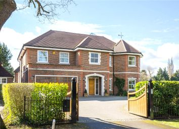 Thumbnail 6 bed detached house to rent in Arkley Lane, Arkley, Barnet