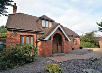 Thumbnail 3 bed detached house for sale in Epping Road, Nazeing, Waltham Abbey