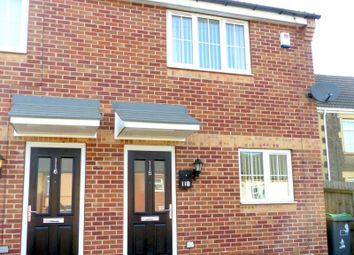 Thumbnail 2 bed end terrace house to rent in Boots Yard, Main Street, Huthwaite, Sutton-In-Ashfield