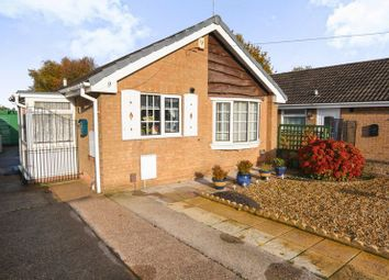 Thumbnail 2 bed detached bungalow for sale in Hereford Avenue, Mansfield Woodhouse, Mansfield