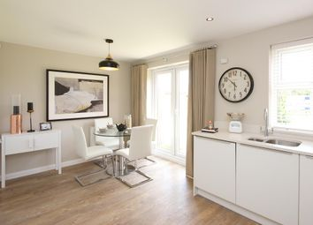 "Thumbnail 3 bedroom semi-detached house for sale in ""Archford"" at Tranby Park, Jenny Brough Lane, Hessle"