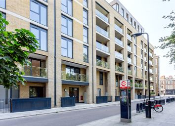 Thumbnail 1 bed flat to rent in Constance Green Court, 24 Goldsmiths Row, Hoxton, London