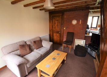 Thumbnail 1 bed end terrace house to rent in Chapman Way, Hatherley, Cheltenham, Gloucestershire