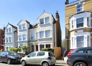 Thumbnail 1 bed flat for sale in Geraldine Road, Wandsworth, London