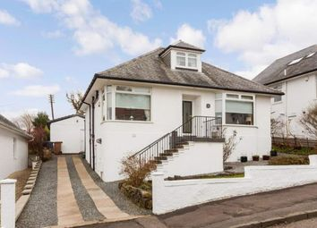 Thumbnail 4 bed bungalow for sale in Queensberry Avenue, Clarkston, East Renfrewshire
