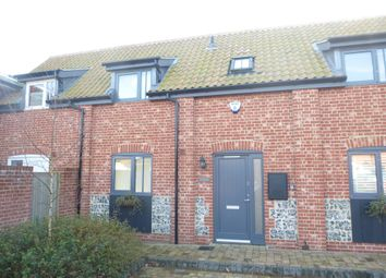 Thumbnail 2 bedroom terraced house for sale in School Road, Tunstall, Woodbridge