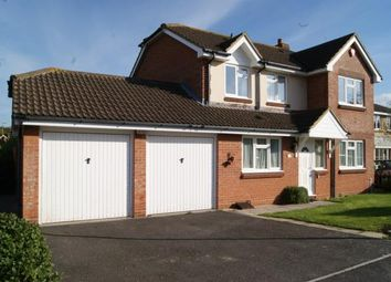 Thumbnail 5 bed detached house for sale in Hart Close, New Milton