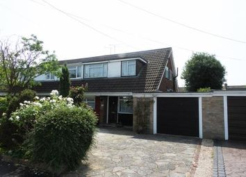 Thumbnail 3 bed semi-detached house for sale in Perry Street, Billericay
