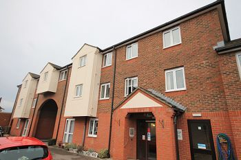 Thumbnail 1 bed property for sale in Chatham Court, Station Road, Warminster