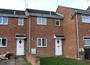 Thumbnail 2 bed terraced house for sale in Alveston Close, Westlea, Swindon