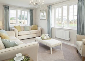 "Thumbnail 3 bedroom end terrace house for sale in ""Morpeth 2"" at Pedersen Way, Northstowe, Cambridge"