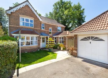 Thumbnail 4 bed detached house for sale in Brookfield Road, Sawston, Cambridge