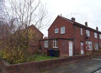 Thumbnail 1 bed flat to rent in Eshott Close, Gosforth, Newcastle Upon Tyne