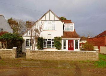 Thumbnail 4 bed detached house for sale in Warren Road, Lowestoft