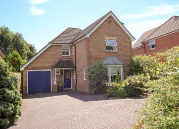 Thumbnail 4 bed detached house to rent in Peninsular Close, Camberley