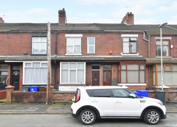 Thumbnail 4 bed terraced house for sale in North Street, Hartshill, Stoke-On-Trent