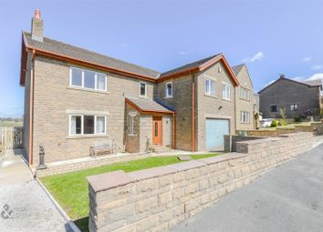 Thumbnail 5 bed property for sale in Stirling Court, Briercliffe, Burnley