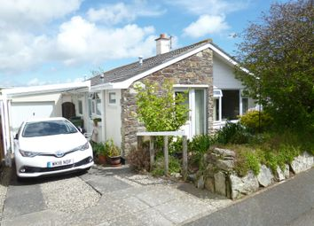 Thumbnail 3 bed detached bungalow for sale in Reens Road, Heamoor, Penzance