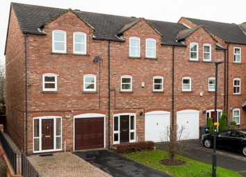 Thumbnail 4 bedroom terraced house for sale in Hansom Place, York