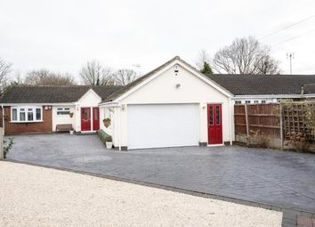 Thumbnail 3 bed bungalow for sale in Victors Close, Leicester, Leicestershire