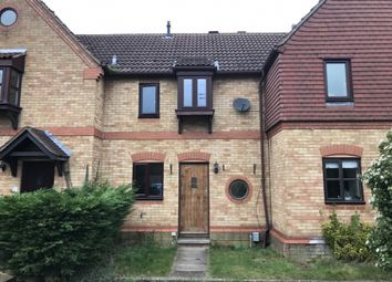 Thumbnail 2 bed terraced house to rent in Cotts Wood Drive, Burpham, Guildford