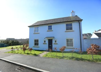 Thumbnail 4 bed link-detached house for sale in Carrolls Way, Plymstock, Plymouth