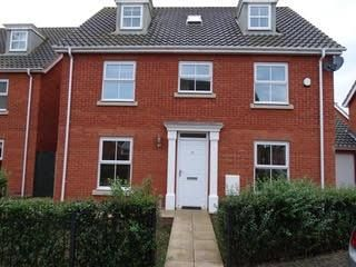 Thumbnail 7 bed property to rent in Earles Gardens, Norwich
