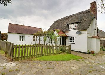 Thumbnail 4 bed cottage for sale in Hall Green, Little Hallingbury, Bishop's Stortford, Herts