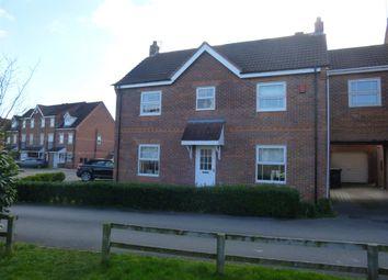 Thumbnail 4 bed detached house for sale in The Rowans, Gainsborough, Gainsborough