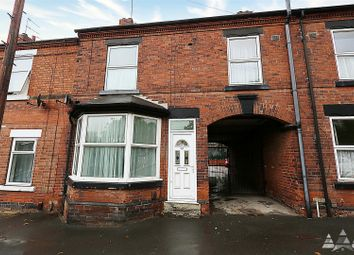 4 bed terraced house for sale in Duke Street, Staveley, Chesterfield, Derbyshire S43