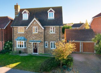 Thumbnail 6 bed detached house for sale in Teal Drive, Herne Bay